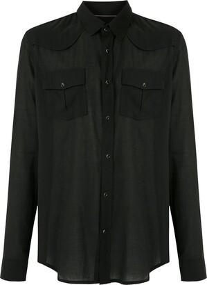 OSKLEN Flap Pockets Shirt