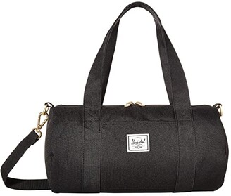 Herschel Sutton Mini (Black) Duffel Bags