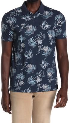 Original Penguin Palm Tree Printed Polo Shirt