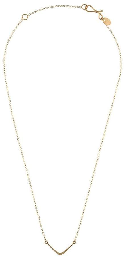 Melissa Joy Manning v-pendant necklace