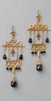 Cynthia Dugan Jewelry Cross Drop Earrings