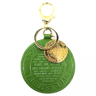 Louis Vuitton Green Metal Bag charms