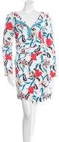 Thakoon Floral Print Mini Dress w/ Tags