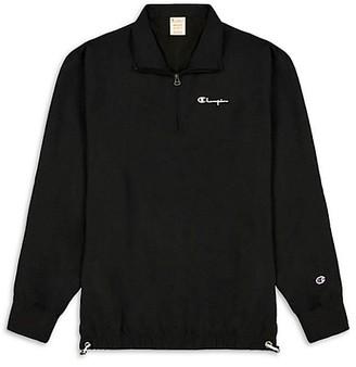 Champion Partial Zip Jacket