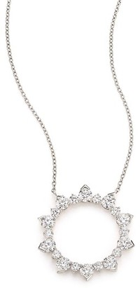 Hearts On Fire Aerial Diamond & 18K White Gold Necklace