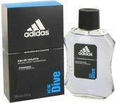 adidas Ice Dive by Eau De Toilette Spray for Men (3.4 oz)