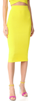 Cushnie et Ochs Pencil Skirt