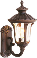 Livex Oxford Bronze 16'' Up-Sconce