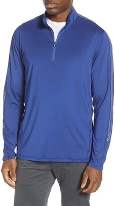 Cutter & Buck Pennant Classic Fit Half Zip Pullover