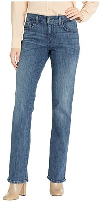 NYDJ Marilyn Straight in Lupine (Lupine) Women's Jeans