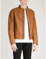 Belstaff Kelland Racer waxed-cotton jacket