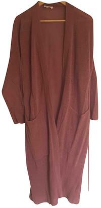 American Vintage Pink Wool Jackets