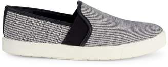 Vince Preston-B Striped Sneakers