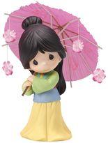 Precious Moments Disney Princess Mulan Figurine by