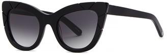 Pared Eyewear X Bec + Bridge Puss & Boots Cat-eye Sunglasses