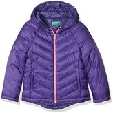 Benetton Girl's 2AQS53840 Jacket,(Manufacturer Size:1 Years)