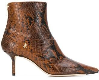 Jimmy Choo Beyla 65 boots
