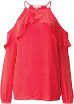 Michael Kors cold shoulder top