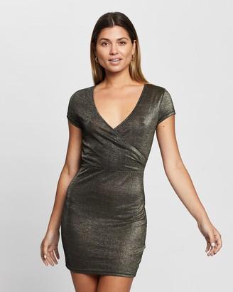 Atmos & Here Viola Mini Dress