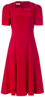 Doyi Park Juliet Dress Red