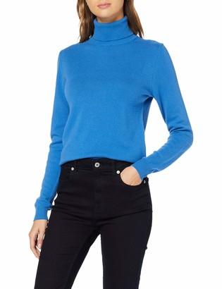 Benetton Women's Basico 2 Woman Long Sleeve Top