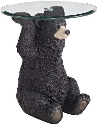 Powell Barney Bear End Table
