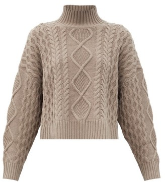 Max Mara Saggio Sweater - Mid Brown