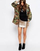 Motel Kimmy Mini Skirt