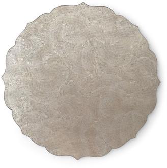 Kim Seybert Tangier Placemat, Silver