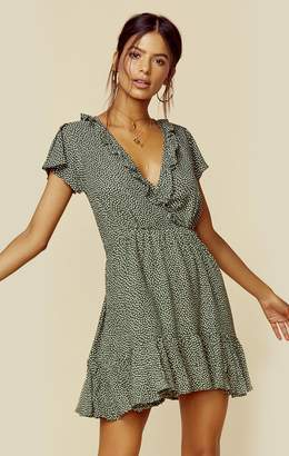 Auguste The Label PEARL JASPER MINI DRESS