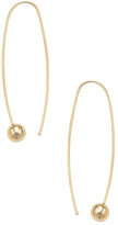 Candela 14K Yellow Gold Ball Dangle Earrings