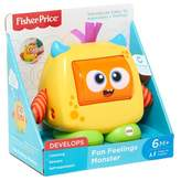 Fisher-Price Fun Feelings Monster Learning Toy