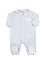 Roberto Cavalli Jersey Romper Suit, Bib, Bonnet Gift Set