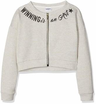 MEK Girl's 183MIFC001-825 Sweatshirt