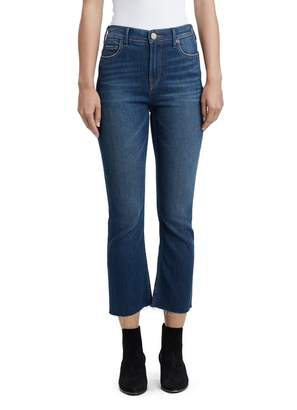 True Religion Becca High Waisted Bootcut Jeans