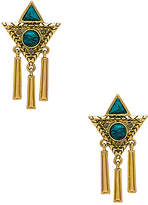 House Of Harlow X REVOLVE Durango Triangle Earrings