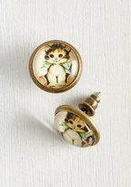 From Meow On Earrings