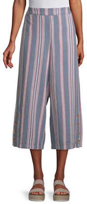 A.N.A High Rise Cropped Pants