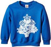 Marvel Boy's Comics Christmas Tree Sweatshirt