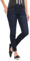 Liverpool Jeans Company Zip Ankle Jeans - Mid Rise (For Women)