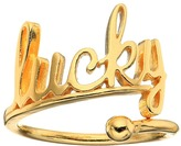 Alex and Ani Lucky Ring Wrap - Precious Metal Ring