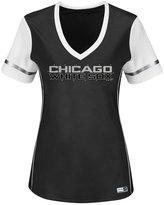 Majestic Women's Chicago White Sox Curveball T-Shirt
