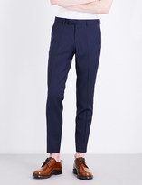 Tiger of Sweden Gordon straight wool trousers