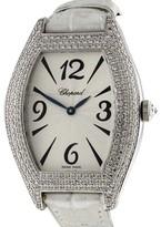Chopard Classiques Femme 18K White Gold Womens Watch