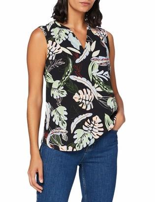Tom Tailor Women's V-Ausschnitt Tunika Tunic Shirt