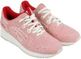 Asics Gel-Lyte Iii Mens Red Textile Lace Up Sneakers Shoes 10