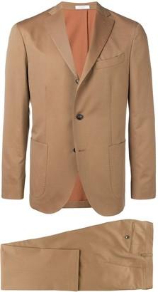 Boglioli Slim Fit Two-Piece Suit