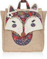 Monsoon Tweed Fox Backpack