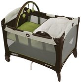 Graco Pack 'n Play Playard with Reversible Napper & Changer - Go Green