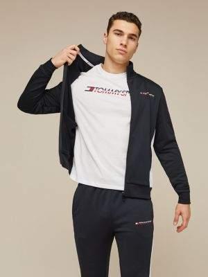 Tommy Hilfiger Logo Track Jacket